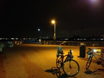 A Breath of Fresh Night Air