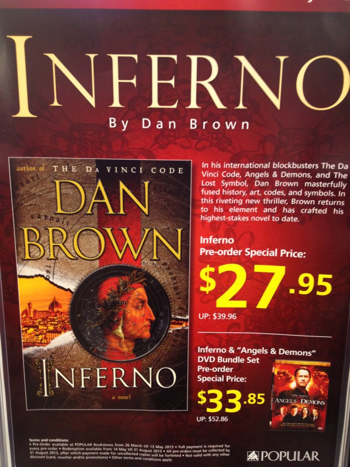 With Robert Langdon In Italy This May Travis